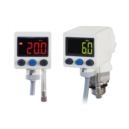 P52系列-腐蝕性液/氣體壓力開關